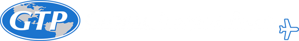 Global Turbine Parts (GTP) logo for footer