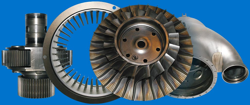Global Turbine Parts | PT6A | PT6T | PW100 Parts Catalogue